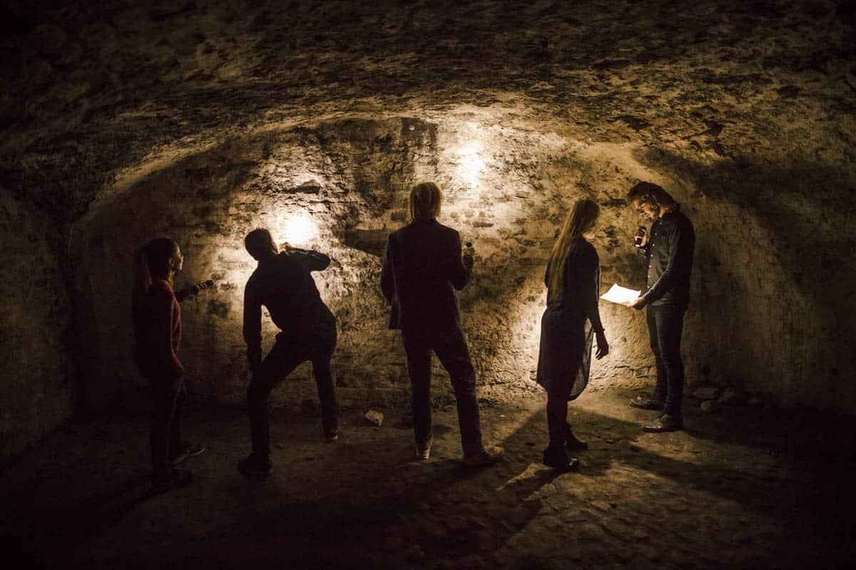 Mystery Hunt Kronborgs Hemmelighed